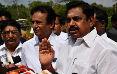 Will continue to seek dual citizenship for Sri Lankan Tamils, says Edappadi