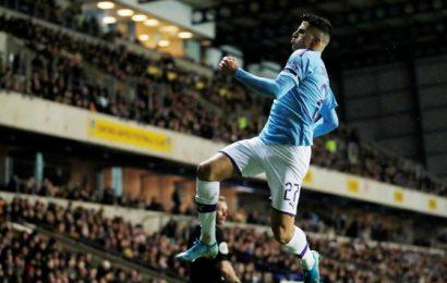 League Cup: Manchester City set up semis against United