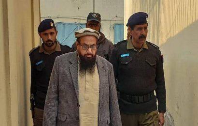 Hafiz Saeed's trial in terror-financing case begins in Lahore