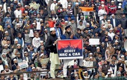 Thousands throng Jama Masjid to protest citizenship law