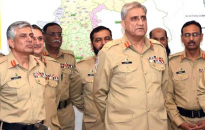 Discontent simmers in Pakistan army