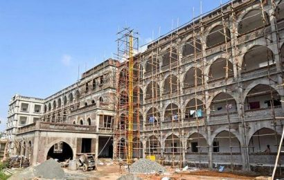New building for Collectorate in a year