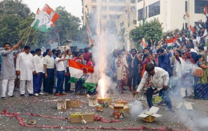 With Jharkhand victory, Cong grabs power in 7th state