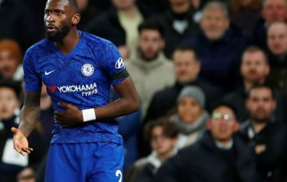 EPL: Rudiger calls for swift action against alleged racist abusers