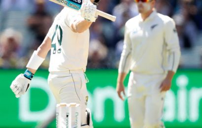 Boxing Day Test PHOTOS: Smith strikes a blow against New Zealand