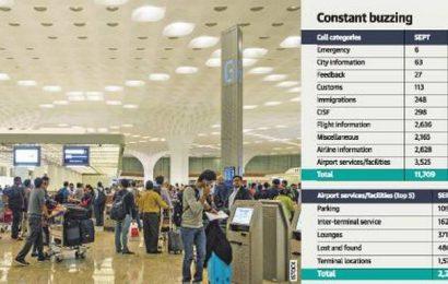 Hello, Mumbai airport! Yes, how may I help you?