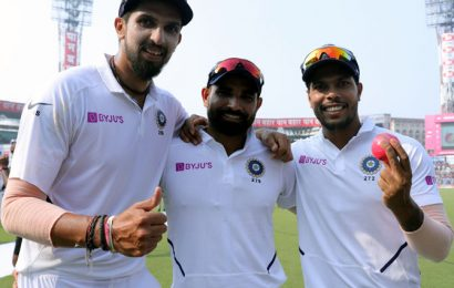 'Rise of Indian pacers highlight of 2019'