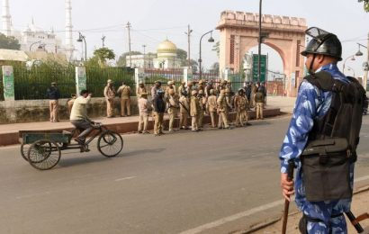 Friday prayers pass off peacefully in UP: Top cop