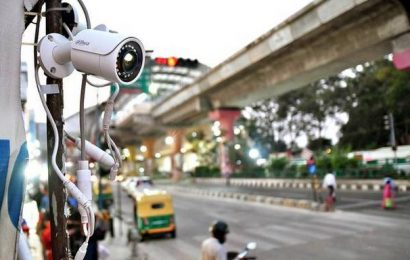10,000 police personnel, 1,500 CCTV cameras to keep an eye on revellers