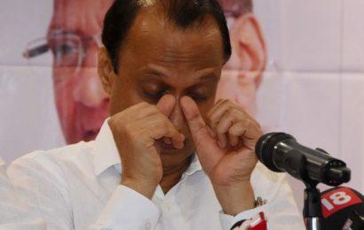 Ajit Pawar gets clean chit in irrigation scam case