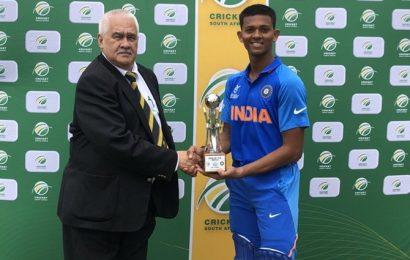 India U-19 team beat SA to clinch youth ODI series