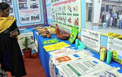 No dearth of entertainment, information at this government exhibition in Vellore