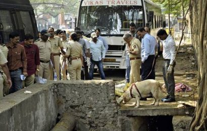 Ghatkopar headless body: legs of victim found in Vidyavihar