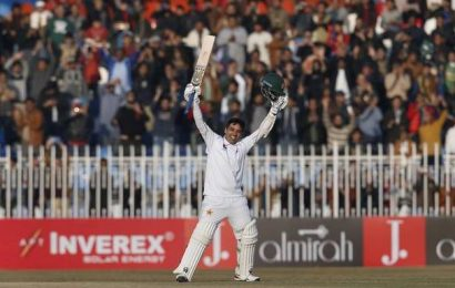 Pakistan's Abid Ali first to score Test and ODI hundreds on debut