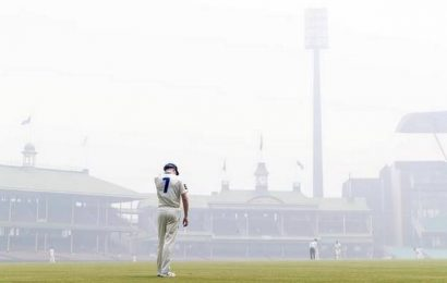 Smog in Sydney reminded me of playing in India: Usman Khawaja