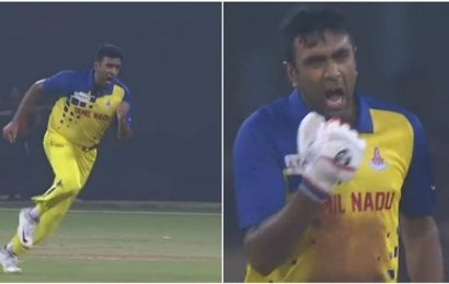 Ashwin does a Tahir, a Mushfiqur, then almost a MS Dhoni: India spinner's show of emotions lights up Mushtaq Ali Trophy final