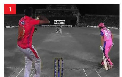 Breaking down R. Ashwin's dismissal of Jos Buttler at the non-striker's end