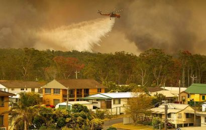 Big Bash game in doubt due to bushfire smoke in Canberra