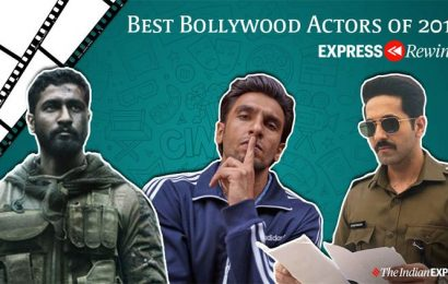 Best Bollywood actors of 2019: Ayushmann, Ranveer and Vicky find a place in the list