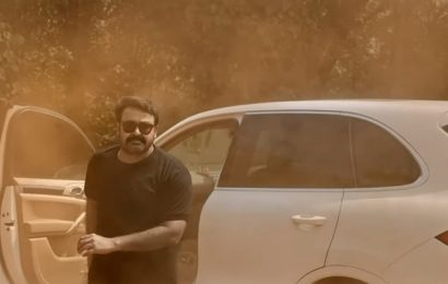 Big Brother trailer: Mohanlal plays a family man who is handy with guns