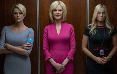 Bombshell focuses on a 'nonpartisan issue', says director Jay Roach