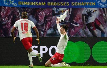 Bundesliga 2019: Leipzig top in Germany at halfway stage, but Bayern Munich revived