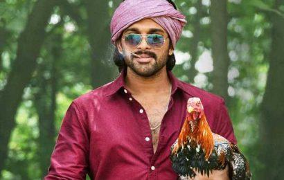 Butta Bomma song shoot underway for Ala Vaikunthapuramulo