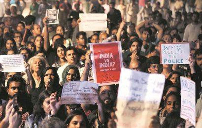 Nagpur: Anti-CAA protesters organise massive march towards Maharashtra Legislature