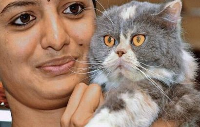 The Coimbatore Cattery Club's first cat show