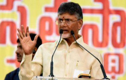 Chaos in Andhra Pradesh Assembly over Chandrababu Naidu's remarks against marshals