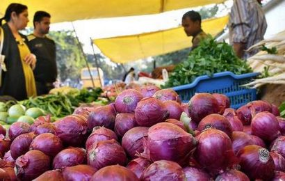 Centre allowed onions to rot: MP