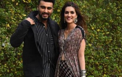 Arjun Kapoor is ready for the battle