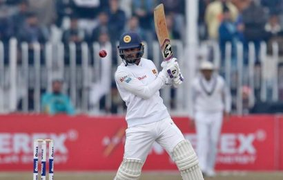 Pakistan vs Sri Lanka 1st Test, Day 5 Live Cricket Score Updates: Dhananjaya de Silva hits century