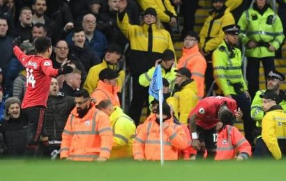Manchester City condemns 'racist gesture' during derby