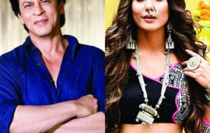Here's what happened when Hina Khan met 'humble' Shah Rukh Khan for the first time | Bollywood Life