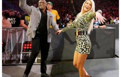 WWE Raw: Bobby Lashley pops the question and Lana gladly accepts in the weirdest marriage proposal ever | Bollywood Life