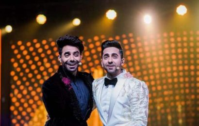 Ayushmann Khurrana says his younger brother Aparshakti deserves to be a lead actor   Bollywood Life