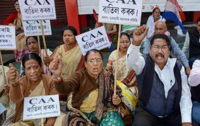 Anti-Citizenship Act protests: Curfew eased in Guwahati, Dibrugarh