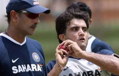 Sourav Ganguly responds to rumours of differences with Ravi Shastri