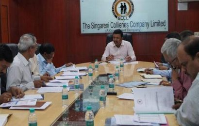 Singareni to scale up coal production to meet targets