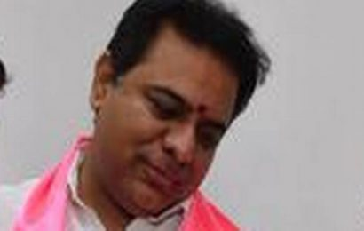 People want Centre to answer on stunted economy: KTR