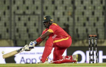 Zimbabwe captain Hamilton Masakadza retires from international cricket