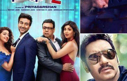 Box Office Mega Clash! साल 2020 में इन दो फिल्मों से भिड़ेगी Hungama 2, Ajay Devgn और John Abraham देंगे कड़ी चुनौती