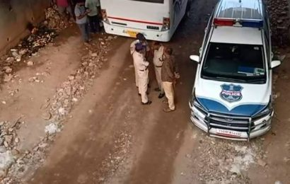 All four accused in Hyderabad vet rape and murder case shot dead
