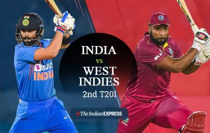 India vs West Indies 2nd T20 Live Cricket Score Online: West Indies opt to bowl
