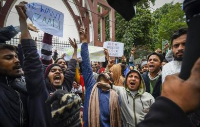 CAA protests: No permission given to police to enter university, says Jamia varsity admin