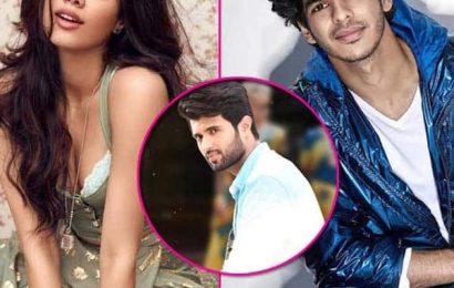 Ishaan Khatter नहीं बल्कि Vijay Deverakonda पर है Janhvi Kapoor का 'क्रश', जमाने के सामने किया खुलासा