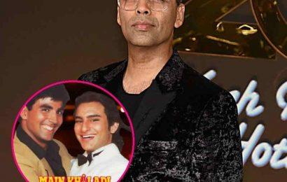 Akshay Kumar और Saif Ali Khan की Main Khiladi Tu Anari का रीमेक बनाएंगे Karan Johar ?