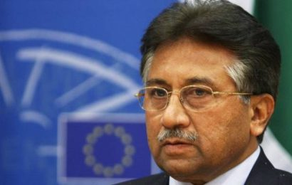 Musharraf admitted to hospital in Dubai: reports