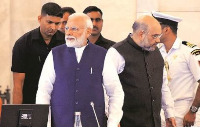 All-India DG-IG conference starts at IISER today; PM Modi, Shah likely to address it